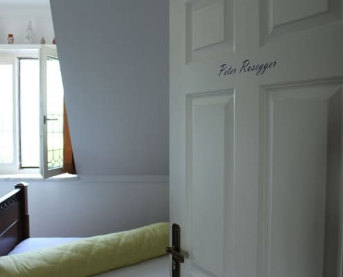Peter Rosegger room