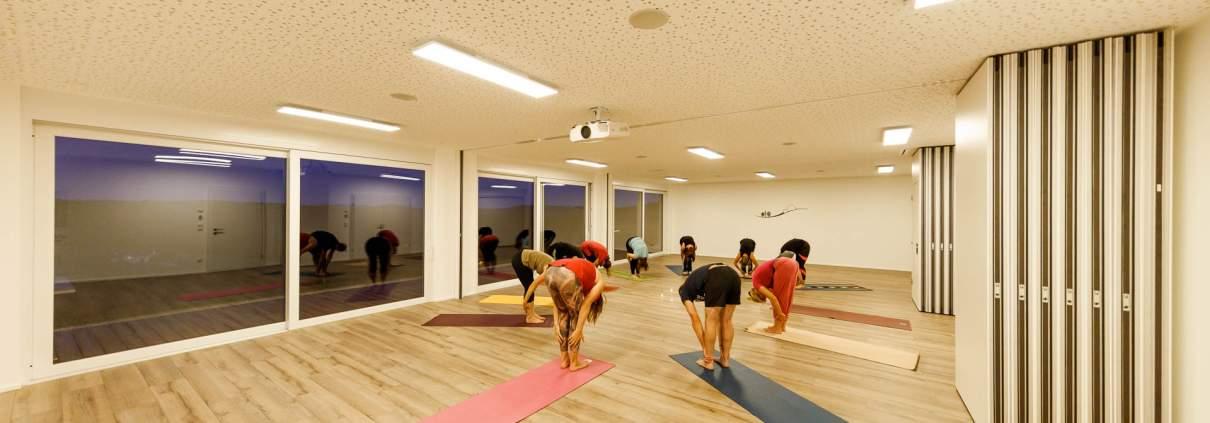 Wohlfühl-Energie-Yoga