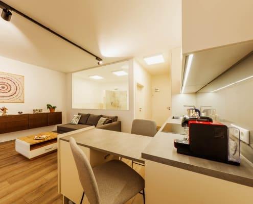 Genuss-Appartement Küche