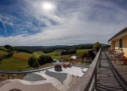 Rosamunde & Albert view