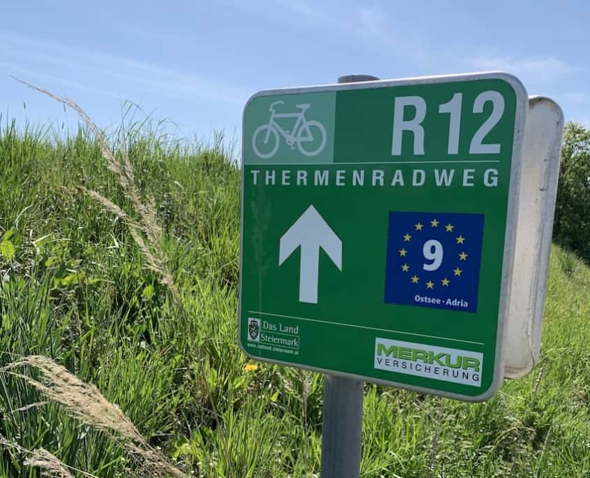 Klein-Holland R12 Thermenradweg