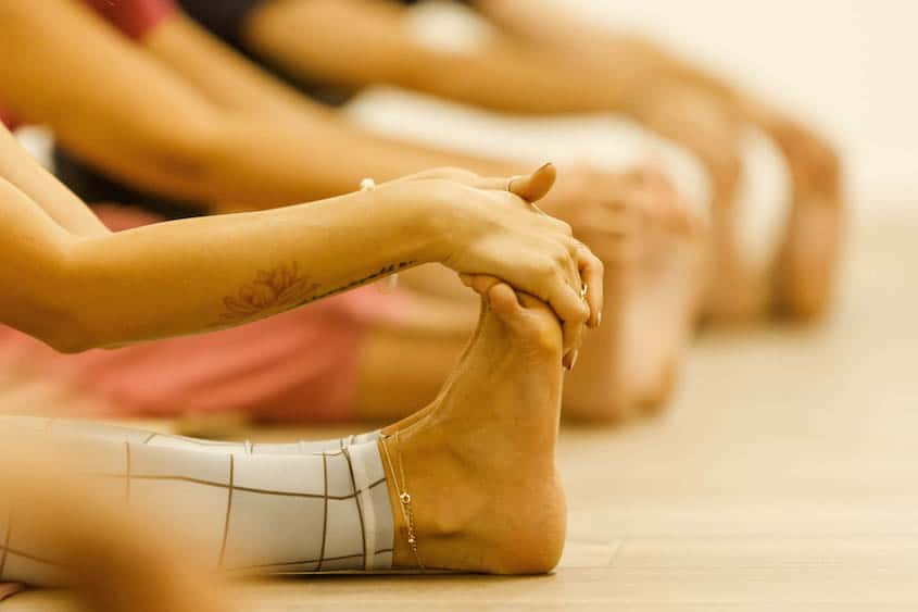 Yoga in Klein-Holland
