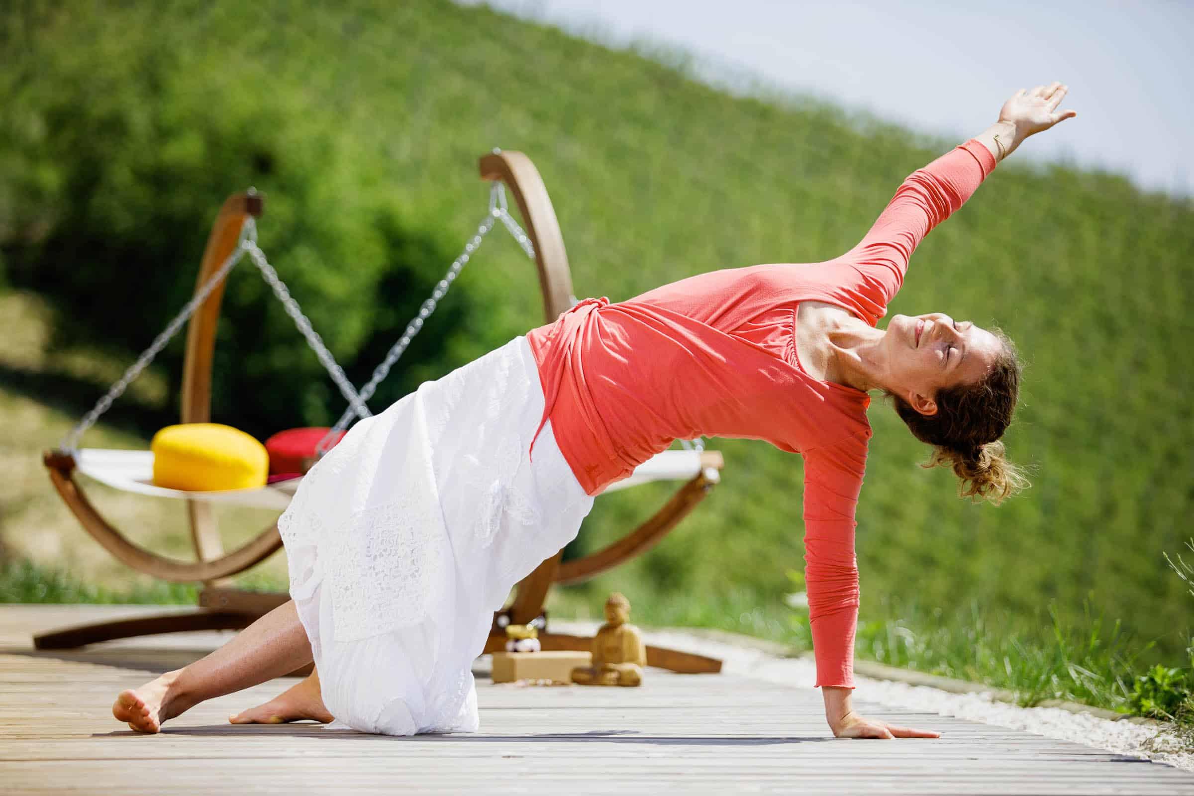 Yoga, Chakren & ätherische Öle an OSTERN